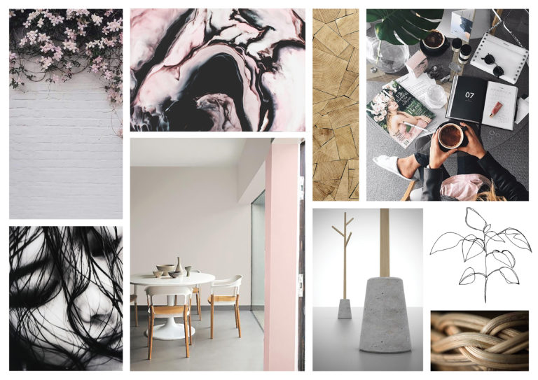 "Moodboard ""Womanly"""